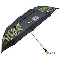 58 Vented, Auto Open Folding Golf Umbrella