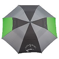 Tricolor Golf Custom Umbrellas