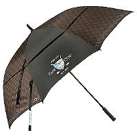 Cutter & Buck Plaid Golf Umbrellas